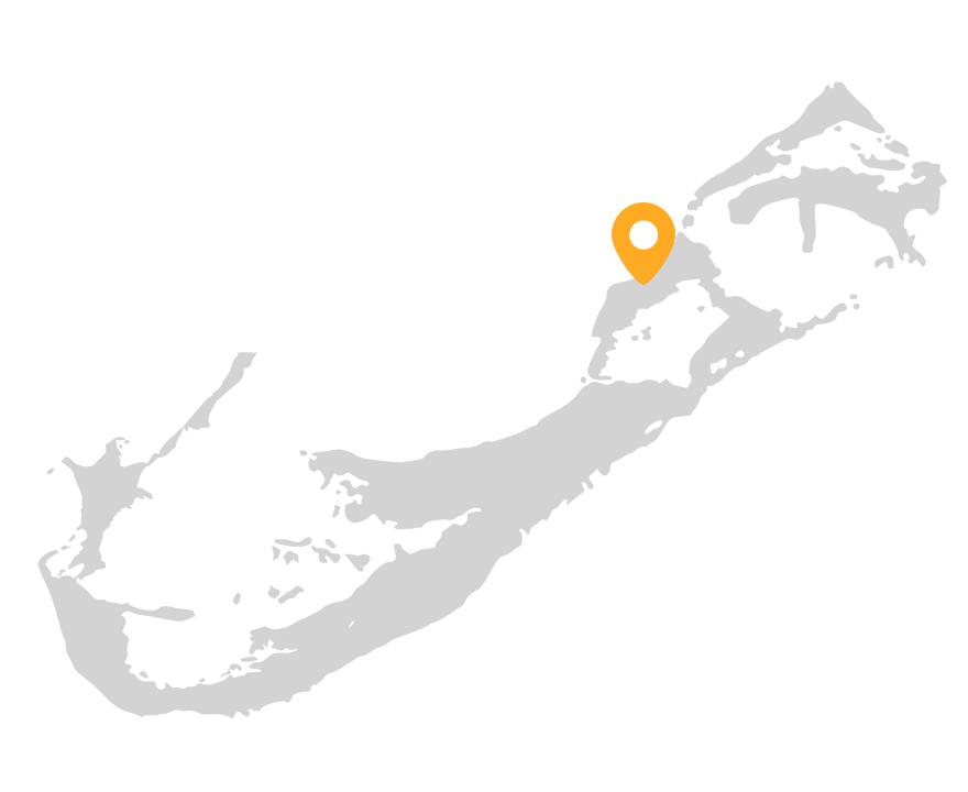 Constituency 5, Hamilton East, Bermuda